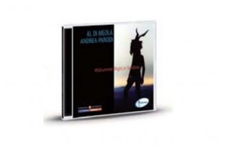 Midsummer night in Sardinia - Al di Meola e Andrea Parodi CD
