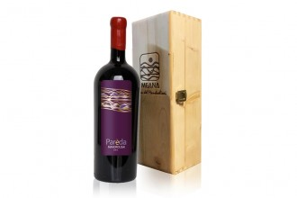 PARÈDA DOC MAGNUM 1.5 l. IN BOX LEGNO cantina meana