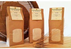 """Fior di farina di grano duro """"Trigu Murru""""  sacchetto"""