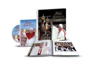 Benedetto XVI in Sardegna - 1 volume + 1 DVD