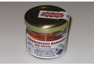 peperoncino habanero biologico in polvere-s'argidda