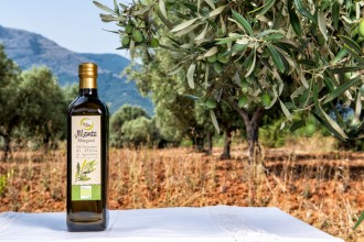 Olio EVO biologico Monte Margiani